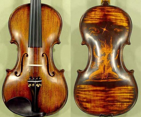 violin picture gallery