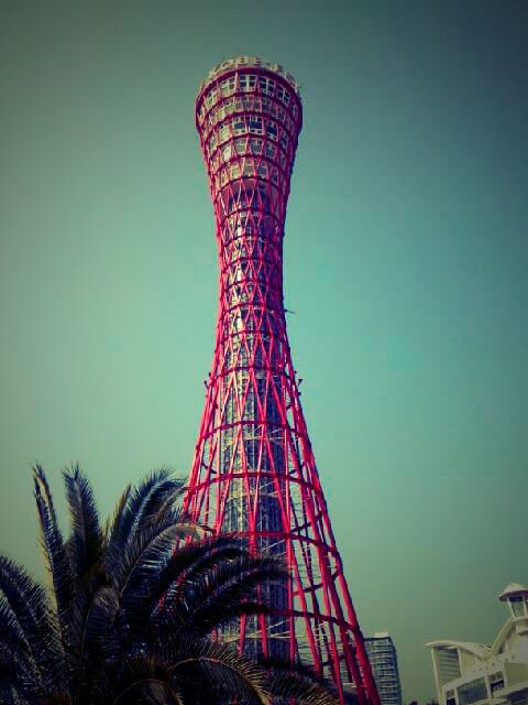 photography spring travel japan lomo tower