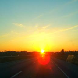sky sun