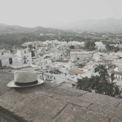 photography colorful retro vintage old photo spain