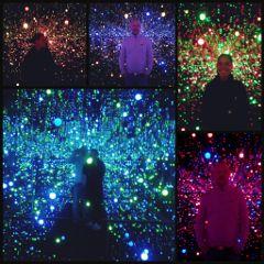 tabitha colorful popart simon museum lights