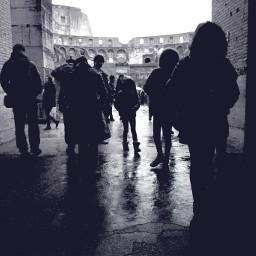 photography color splash black & white vintage retro old photo