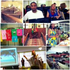 events culture international collage places benin