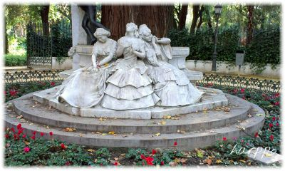 seville emotions love poetry becquer