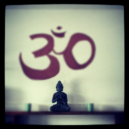 ohm hindu respekt