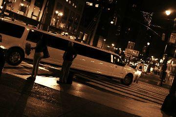 travel photography limo